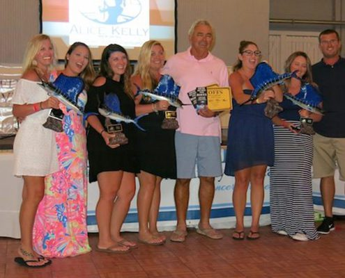 Alice Kelly Memorial Ladies Only Billfish Tournament