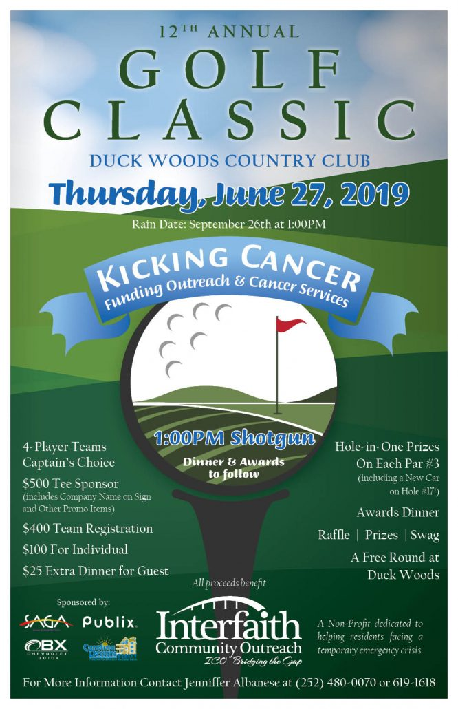 2019 ICO Annual Golf Classic | Interfaith Community Outreach